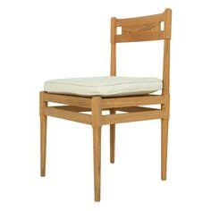 #3001 Skog - Outdoor Side Chair in Teak