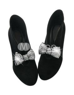 Black High Heels, High Fashion, Vogue, Flats, Amazing, Beautiful, Shoes, Black Pumps Heels, Loafers & Slip Ons