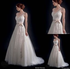 Online Bridal Dresses 2016 Spring Summer Wedding Dresses Bridal Party Ball Gowns Sheer Neck Halter Lace A Line Floor Length Backless Tulle Champagne Custom Made Wedding Dresses With Color From Whiteone, $133.19  Dhgate.Com