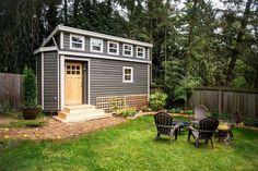 339 best tiny house living cabin bus cottage shed barn rh pinterest com