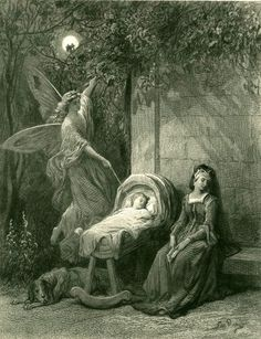 Gustave Doré (1832 – 1883, French)