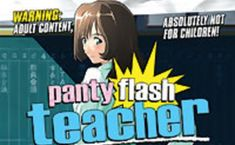 Panty Flash Teacher Hentai Anime DVD Review