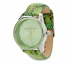 Wear primal prints in a minimal way with this exotic Watch!