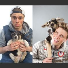 Meet Olympian Gus Kenworthy's Sochi Puppies All Grown Up | WOOFipedia by The American Kennel Club