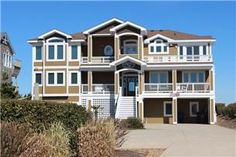 A Great Place Outer Banks Rentals | Carolina Dunes - Oceanfront OBX Vacation Rentals