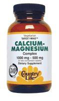 Calcium-Magnesium Complex - Discount Country Life Calcium-Magnesium Complex
