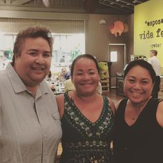 With Natural Lee Garcia General Manager of @eatinghouse1849 Her staff is amazing the positive energy flows through the restaurant and Executive Chef Clinton Nuyda and his team did an amazing job tonight! #EH1849KAUAI #RoysHawaii #client by neenzfaleafine