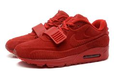 best sneakers 550c6 0ee58 Buy 2015 Newest Nike Air Yeezy II 2 Sp Max 90 The Devil Series Trainers All  Red West Mens Shoes Online Sale Best from Reliable 2015 Newest Nike Air  Yeezy II ...