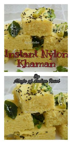 Khaman dhokla a speciality dish from the indian state of gujarat the famous gujarati nylon or rasawala khaman recipe instantkhaman nylonkhaman rasawalakhaman forumfinder Images