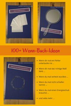 Wenn Buch selbst gemacht? 100 Ideen für dein eigenes!