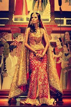 Lengha by Zardozi  #indian #india #saree