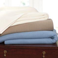 Luna Wool Blanket 100% New Zealand lambswool, K 108 x 96  $319