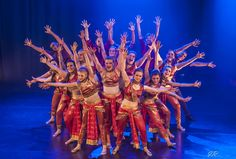 Bollywood Dance Performance by DBDC at Spectacular India 2016