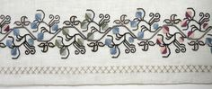 See: Another view of embroidery.