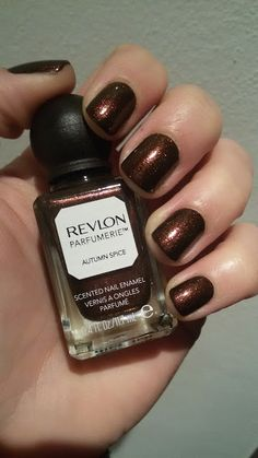 """CHIKI88...  my passion for nails!: Swatches: """"Autumn spice"""" - Revlon"""