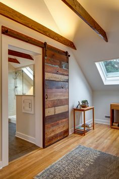Do you find yourself obsessing over sliding barn doors and trying to figure out how to incorporate them into your own home? Check out these 15 ideas! MountainModernLife.com
