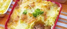 Texmex liha-perunasoselaatikko