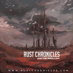 """""""The city sits upon the cusp of possibility, a fetid sore at the hinge between worlds..."""" www.rustchronicles.com"""