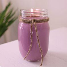 DIY Aromatherapy Candles // #candles #diy #aromatherapy #goodful