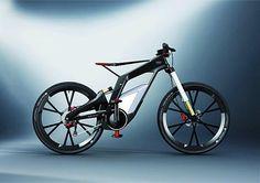 Audi electric bike 2012 - http://men-know-why.com/audi-electric-bike-2012/