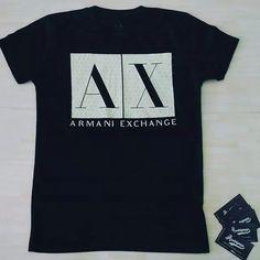 3d6ad61263 camiseta armani exchange 100%original vários modelos top
