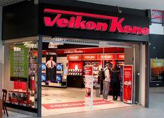 Veikon Kone Oy on vuonna 1962 perustettu valtakunnallinen kodintekniikkaketju. Myymälä takaa kattavat palvelut, johon kuuluvat myös esimerkiksi huollot ja kuljetukset. Veikon Kone on myös virallinen Apple-jälleenmyyjä