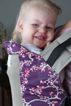 999d62dfad6 02 09 16 Cherry Blossoms with Koolnit Babywearing