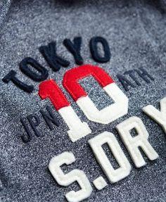 Superdry Core Applique Polo Shirt - Men's Polo Shirts