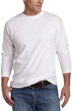 Soffe Men`s Men`S Long Sleeve Cotton T-Shirt ♥ Buy T 5e8fdaced05