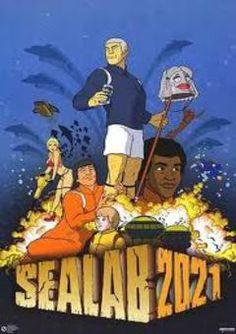 Sealab 2021 | Watch cartoons online, Watch anime online, English ...
