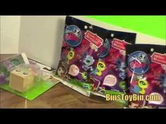 Littlest Pet Shop Teensies & Musically Talented Pets Blind Bags Review! by Bin's Toy Bin - YouTube