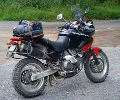 2000 CAGIVA Gran CANYON on the TRAILS