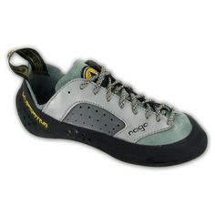 9a0d173ffbe2 Cool La Sportiva Nago Climbing Shoe - Women's Sage 39 Climbing Girl,  Climbing Shoes,