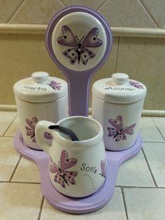 mariposas violetas