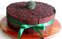 saboreando a vida: Rocambole Surpresa e o Aniversário no Natal