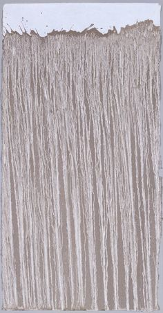 Richard Long ~ Untitled, 1991 (mud on paper) Richard Long, Ephemeral Art, Drip Painting, Action Painting, A Level Art, Environmental Art, Mark Making, Installation Art, Art Installations
