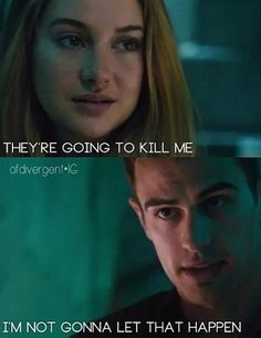 Four and tris. Sheo  fourtris divergent