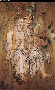 Francis Picabia  French Dadaist/Surrealist Painter 1879-1953 was a well-known painter and poet