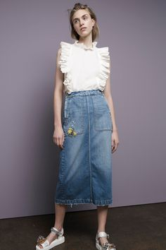 Rebecca Taylor Spring 2017 Ready-to-Wear Fashion Show