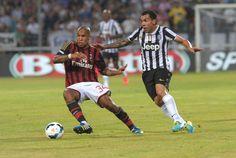 Trofeo Tim 2013: Juventus e Milan in maschera