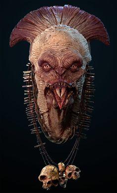Grimstoke by Tanvir M.N Islam | Creatures | 3D | CGSociety