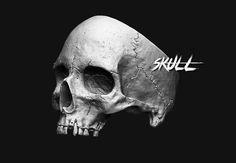 Skull boxing ring in progress