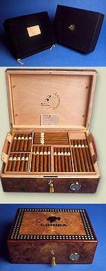 Cohiba 35th Anniversary LE Humidor (135 cigars)