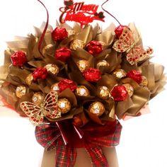 arreglos con chocolates ferrero2