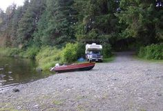 Kathleen Lake Campground is part of the Alice Lake loop on Northern Vancouver Island where camping, fishing and karst opportunities abound. Camping World Rv Sales, Grand Canyon Camping, Camping Equipment Rental, Vancouver Island, Canada Travel, British Columbia, Las Vegas, Boat, Dinghy