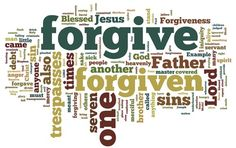 """fBe even-tempered, content with second place, quick to forgive an God picked out for you: compassion, kindness, humility, quiet strength, discipline. Forgive as quickly and completely as the Master forgave you."""" ~ Colossians 3:13"""