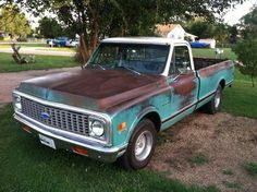1971 Chevy Truck - LMC Trucklife