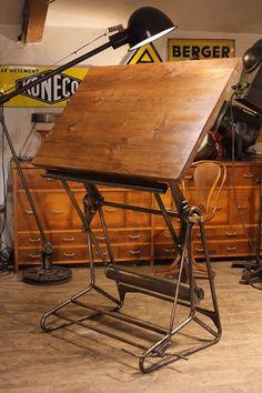 1000 images about meuble industriel vintage de renaud. Black Bedroom Furniture Sets. Home Design Ideas