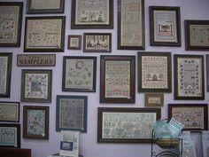 A Sampler Gallery