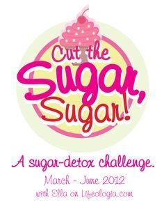cut the sugar, sugar! (a sugar-detox challenge) Healthy Tips, Healthy Choices, Get Healthy, Healthy Eating, Healthy Recipes, Detox Diets, Diet Detox, Sugar Detox Diet, Health Fitness